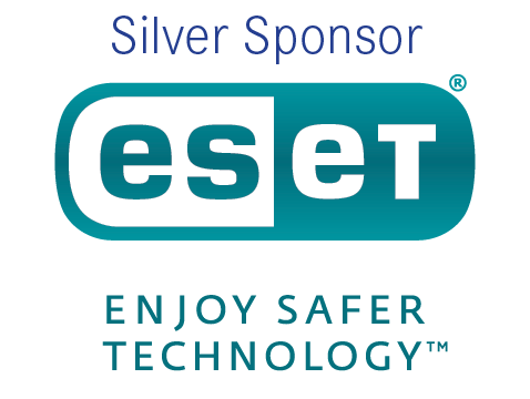 ESET Logo and link to web site