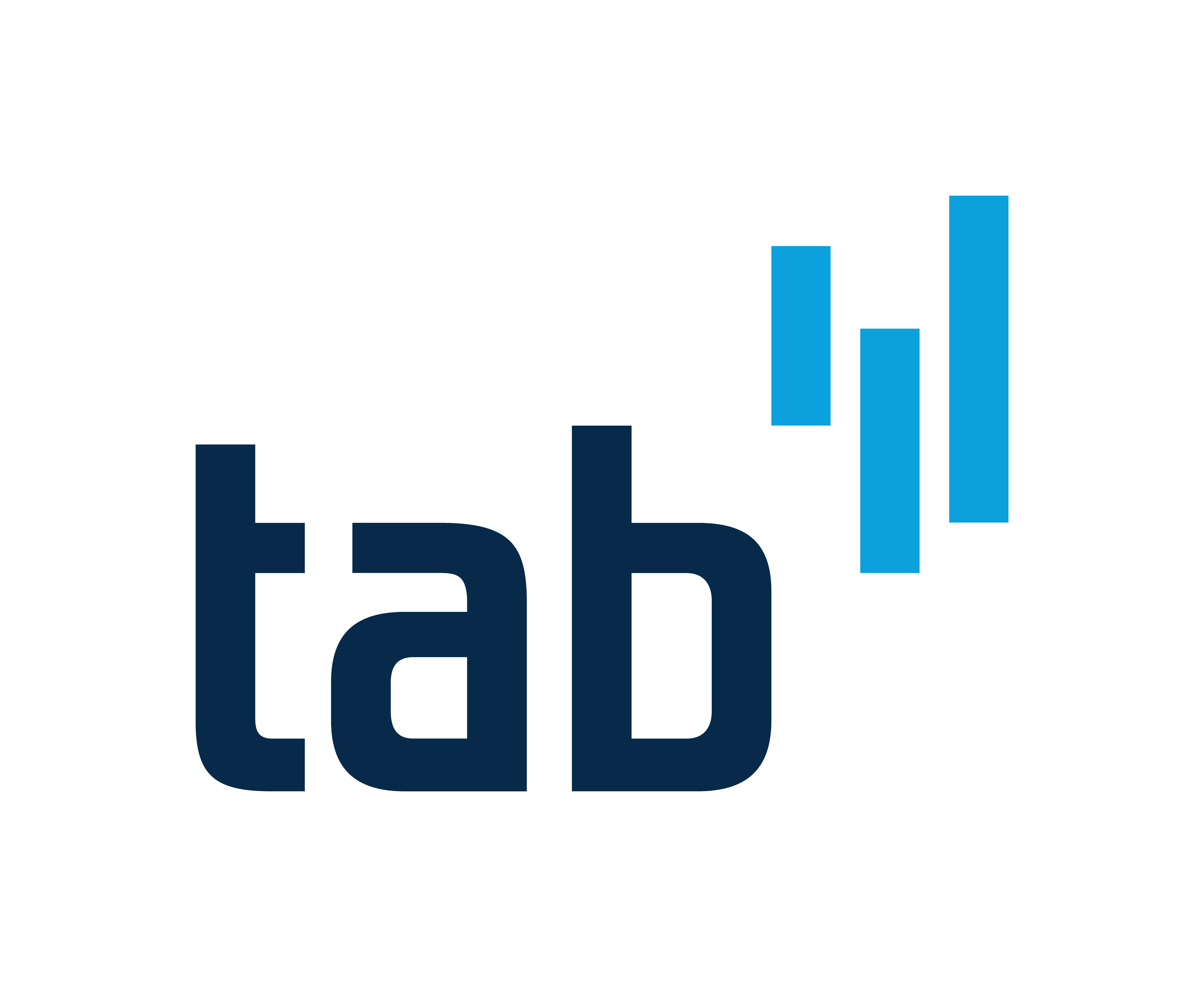 Logo and link to tab.com